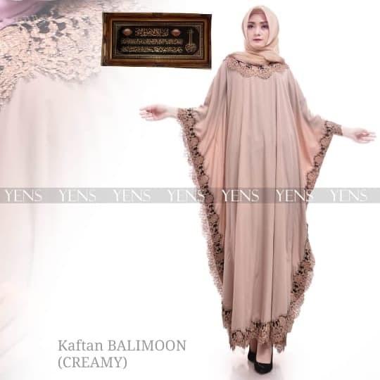 Jual jual baju muslim gamis dress Bali murah Kaftan Balimoon - Bee ... f4688e7003