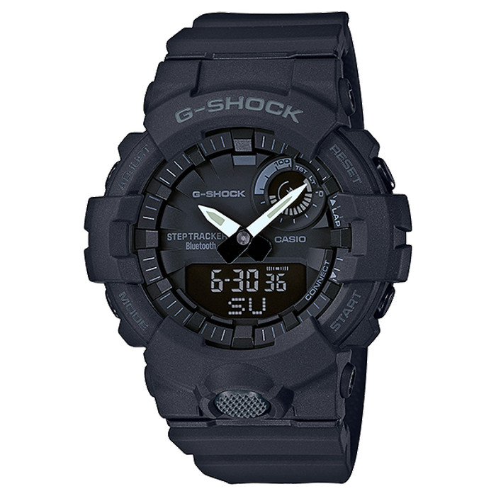 Jual Casio G-Shock GBA-800-1A / Gshock BLUETOOTH GBA800-1A ...