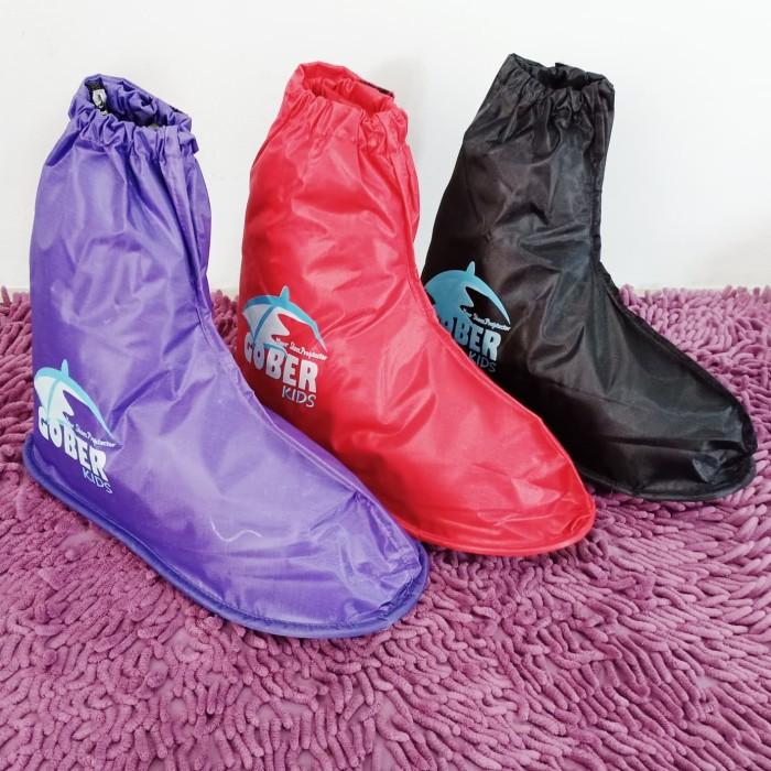 harga Sepatu anti hujan anak Tokopedia.com