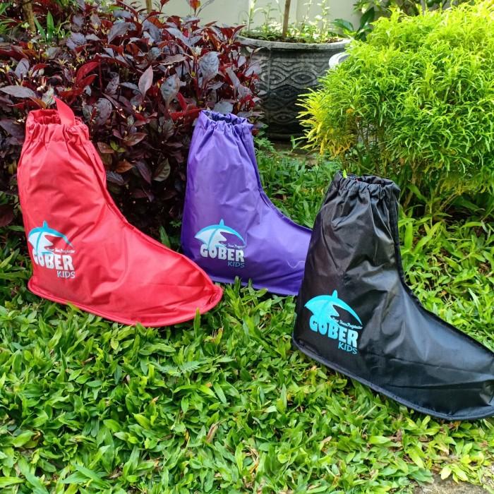 harga Sepatu anti hujan anak2 Tokopedia.com