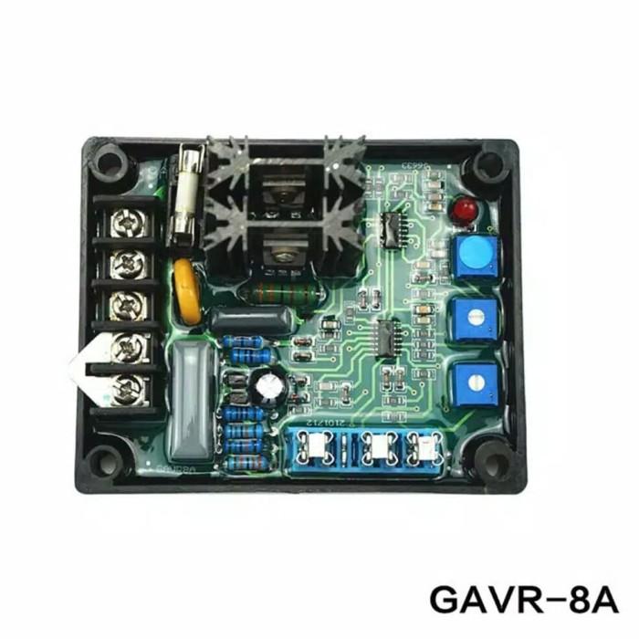 harga Avr 8a modul generator genset universal Tokopedia.com