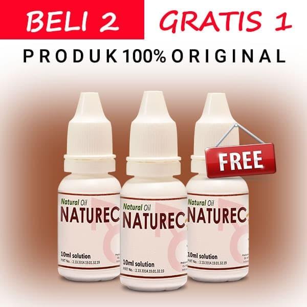 Naturec Pro - Obat Oles Herbal Tahan Lama dan Mengatasi Impotensi
