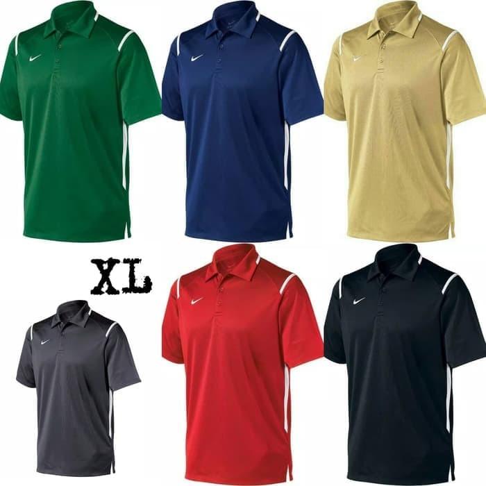 62ad40e5 Harga Jual Kaos Polo Tenis Nike Dry-Fit 100%Original Size XL Di ...