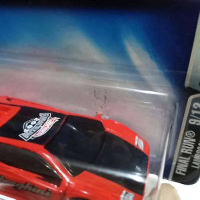 Jual Hot Wheels Lamborghini Diablo Final Run Berkualitas