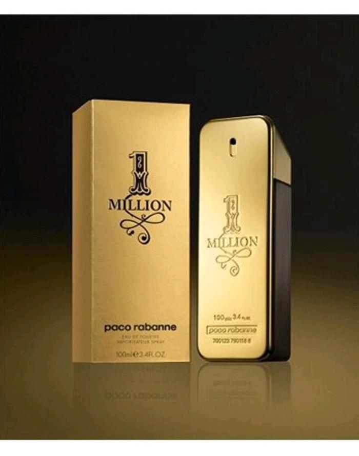 Parfum Paco rabanne one million 100ml -Parfum pria terbaik