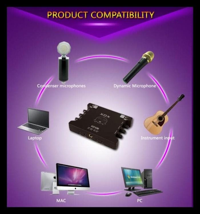 Info Sound Card External Xox Hargano.com