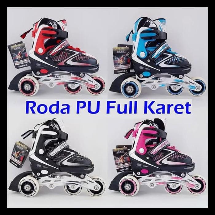 Jual TERBAIK Sepatu Roda BAJAJ Harga Grosir !! Inline Skate Anak dan ... e82a05bc82
