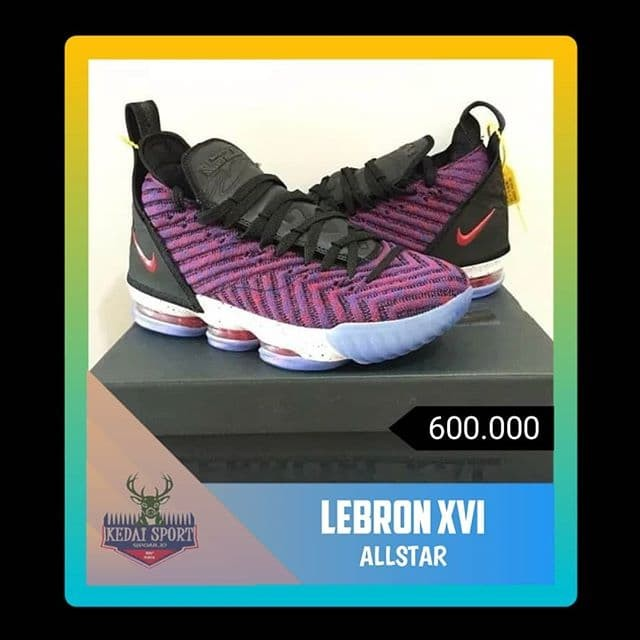 on sale 51e78 dd9ff Jual Nike LeBron 16 ALLSTAR - Kab. Sidoarjo - Official KS Store   Tokopedia