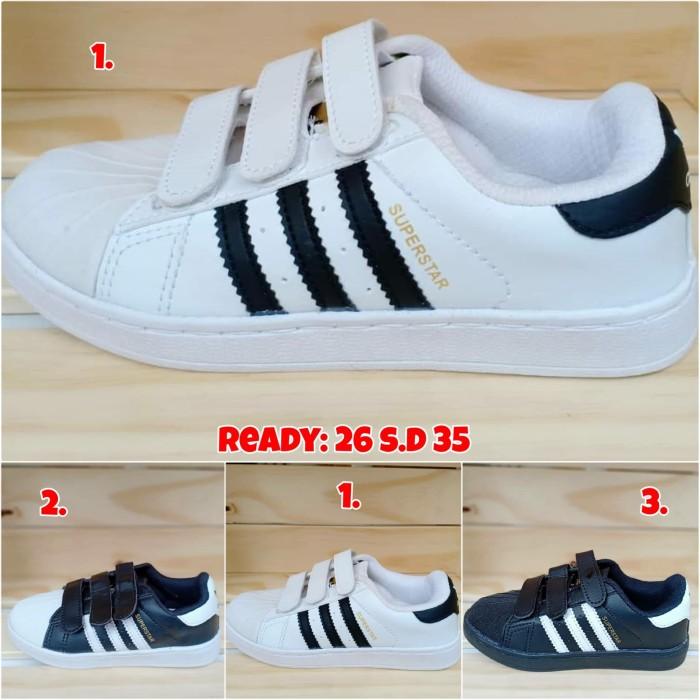 660c37e2e78 Jual Adidas Superstar Kids - Putih - 33 - tokoanakanak | Tokopedia