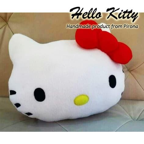 harga Bantal boneka handmade karakter hello kitty Tokopedia.com