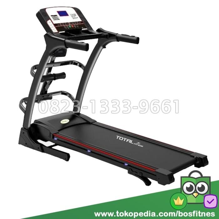 Treadmill elektrik 2hp tl 630 bisa cod