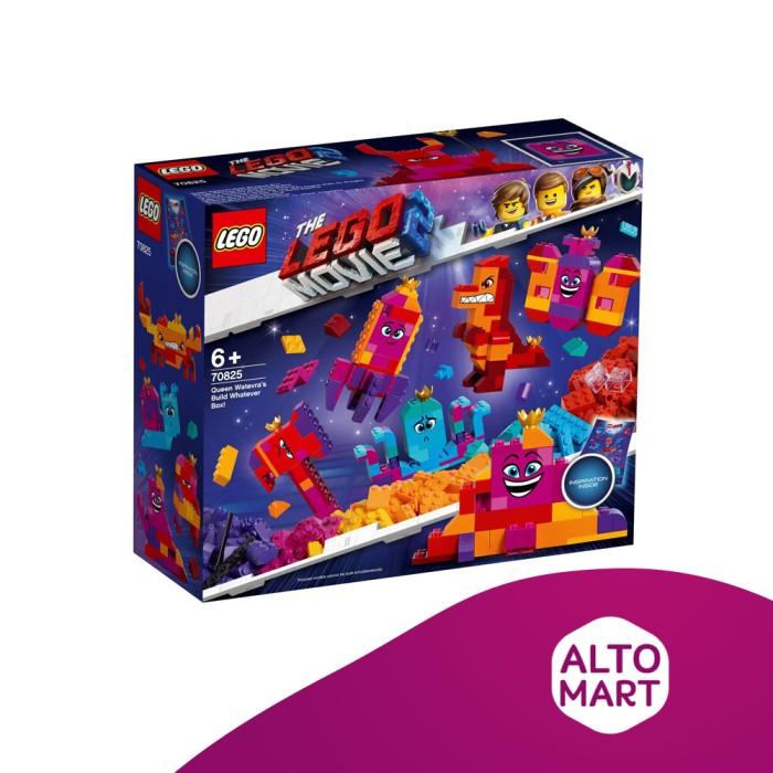 Jual The Lego Movie 2 70825 Queen Watevra Wanabis Build Whatever Box