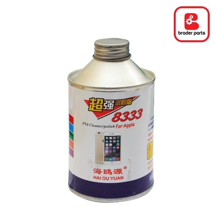 harga Remover cleaner glue liquid 8333 Tokopedia.com