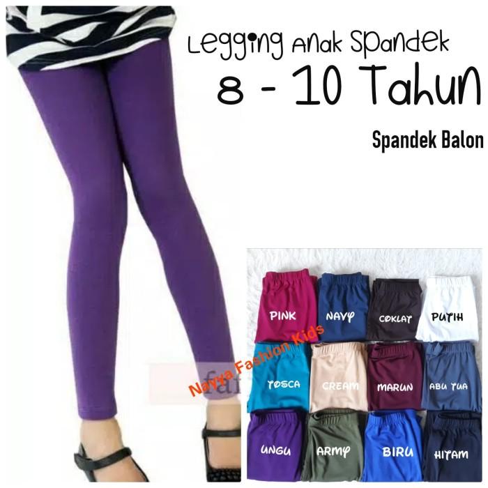 Jual Legging Anak 8 10 Thn Bahan Spandek Balon Licin Celana Legging Kab Bogor Abbas19 Store Tokopedia