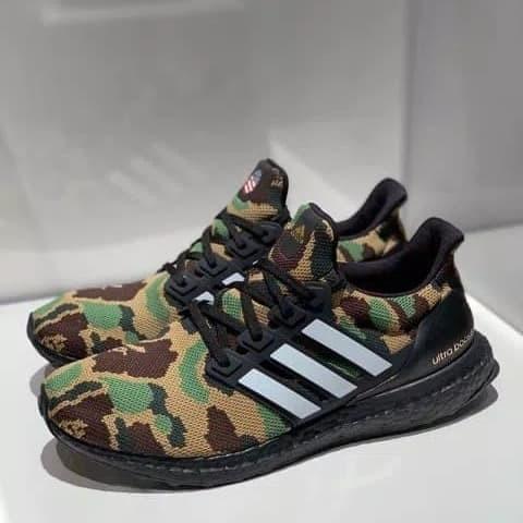 Jual Sepatu Adidas Ultraboost X Bape Jakarta Utara asian culture | Tokopedia