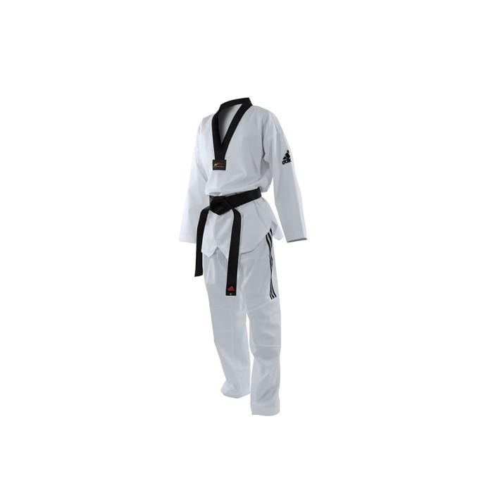Foto Produk Dobok Adidas Adizero Taekwondo - ADITZP01WT-KR dari Adidas Combat Sports