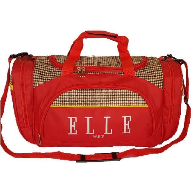Tas pakaian travel elle paris ukuran besar TAS TRAVEL PRIA WANITA FREE 71227f00a2