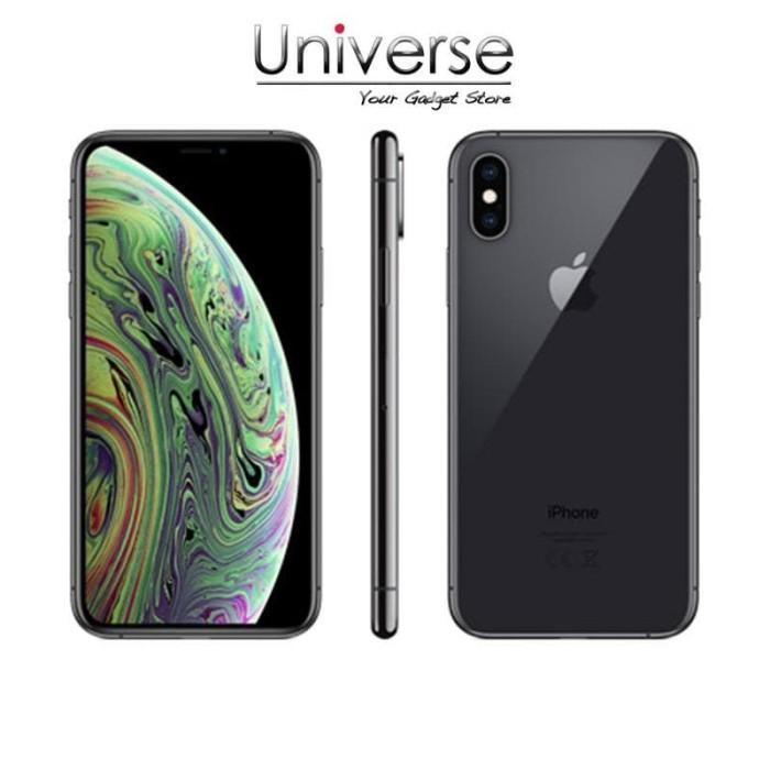 Jual Apple iPhone XS 256 GB - Garansi Resmi Apple indonesia ibox (TAM) -  DKI Jakarta - Universe Store | Tokopedia