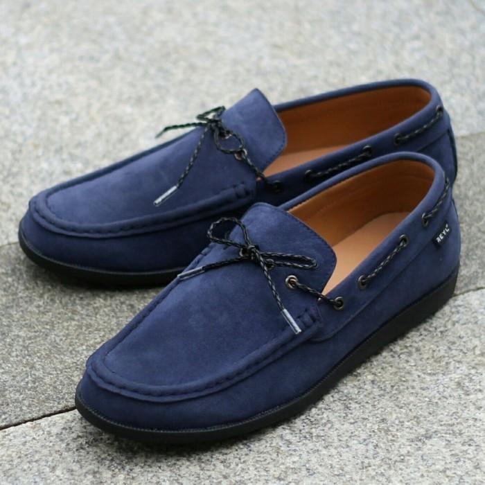 Jual AJ01 Reyl Original Sepatu Pria Loafers Casual Santai Terlaris ... c57e7bf9c1