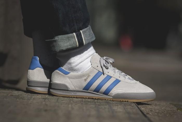 Jual Adidas Jeans Grey Two Kota Bekasi Tio's Corner | Tokopedia