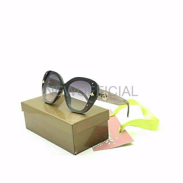 Kacamata Fashion Murah gucci capung gliter 1396 md kacamata fashion t d724bcdb48