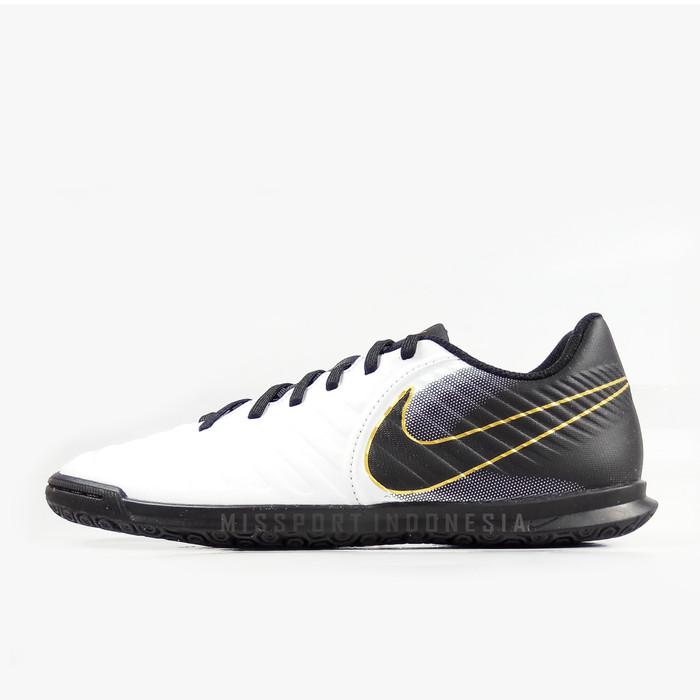 Jual Sepatu Futsal Nike Tiempo Legend 7 Club IC Original - Putih e9db52a559