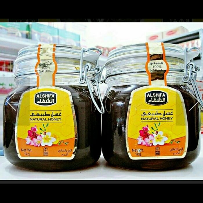 Foto Produk Madu Super Alshifa 1KG Madu AlShifa 1 KG Madu Al Shifa 1kg dari harga grosir 01