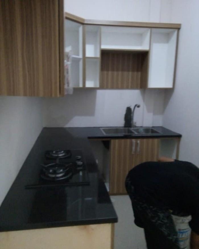 Jual Kitchen Set Minimalis Sederhana Kota Depok Khoirul Furniture Tokopedia