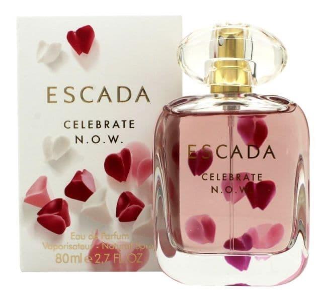Jual Original Parfum Escada Celebrate Now Women Mitra Parfum