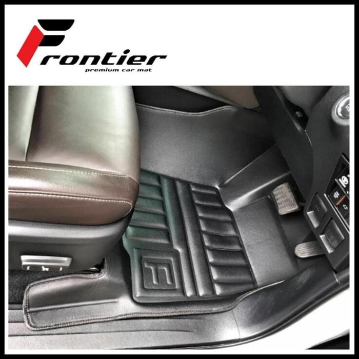 New Karpet Mobil Frontier 3D Honda Hrv 2014 Up Automatik Free Ongkir