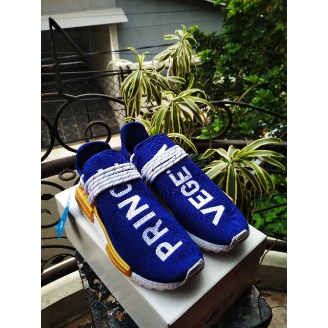 sports shoes 3e233 10ab8 Jual Adidas NMD Human Race Pharrell x PRINCE VEGETA Dragon Ball Z Original  - Kab. Bogor - TOKOELFIA | Tokopedia