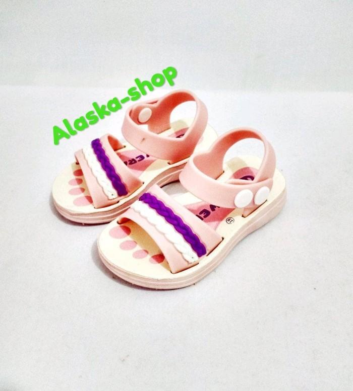 Foto Produk Sandal Sepatu Casual Anak Bayi Balita Perempuan New Era Termurah dari Ratih - Collection