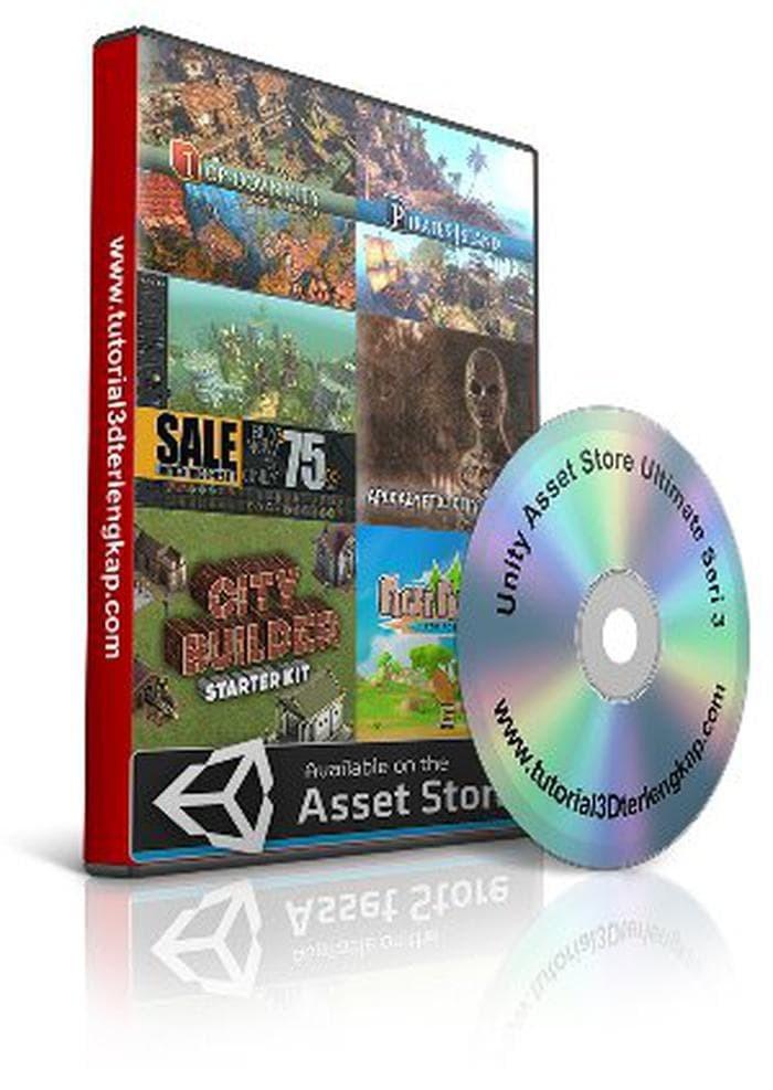 Jual Unity Asset Store Ultimate Seri 3 - qamra-1043 | Tokopedia