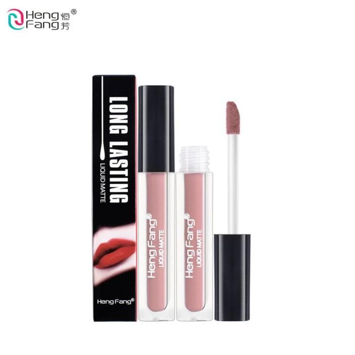 ... Lip Gloss 10Pcs Set Lipstick Matte Anti Air Tahan Lama Dengan 10 Warna