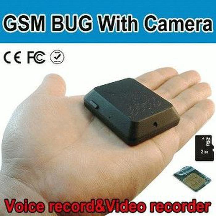 Spy Camera Sadap Suara x009 Berkualitas