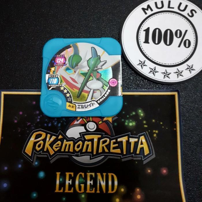 Mega Gallade  Pokemon Go Pokemon Waterproof Self Adhesive Vinyl Sticker
