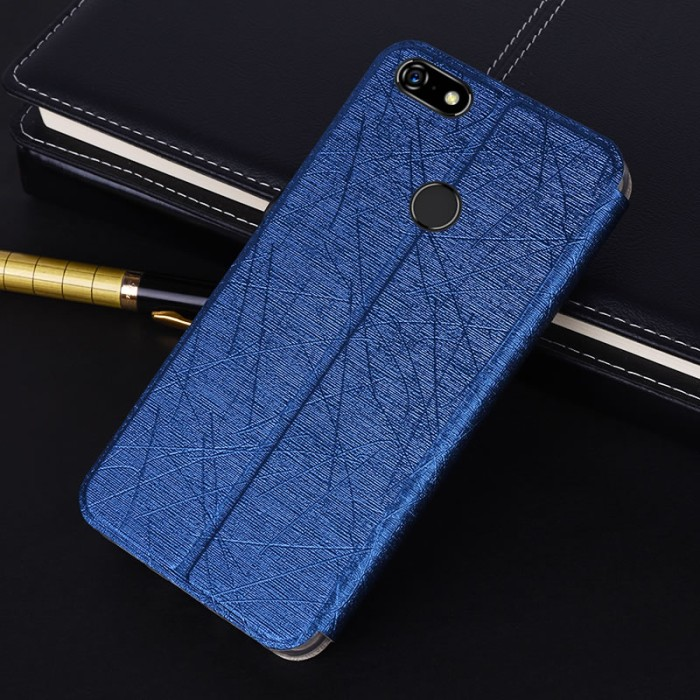 super popular 5e41a 1776c Jual Terbaru Case for Lenovo A5 Simple Luxury Flip PU Leather Back Cover -  Muhammad Official Store | Tokopedia