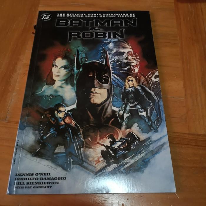 Jual Batman And Robin 1997 Movie 1 Kab Bogor Comicsnaut Tokopedia