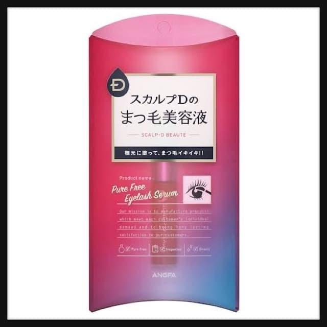 80066923c87 Jual Scalp-D Beaute Pure Eyelash Serum - Kiehls_id | Tokopedia