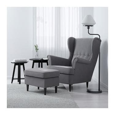 harga Sofa wing chair - sofa scandinavin - sofa retro Tokopedia.com