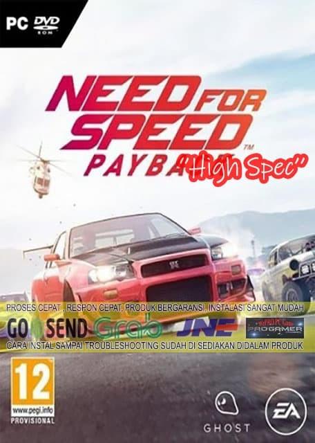 Foto Produk NEED FOR SPEED PAYBACK CD DVD GAME PC GAMING PC GAMING LAPTOP GAMES dari WEPRO-SHOP
