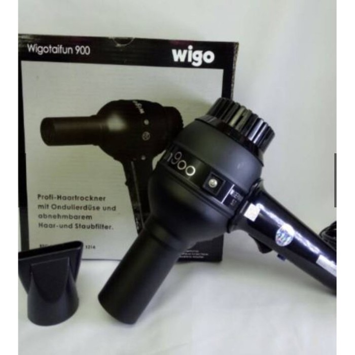 Jual Hairdryer WIGO Taifun 900 Hair Dryer Salon Alat Pengering ... 7e7ee76cc5