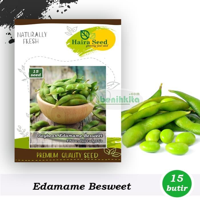 Foto Produk Benih-Bibit Edamame Besweet (Haira Seed) dari benihkita