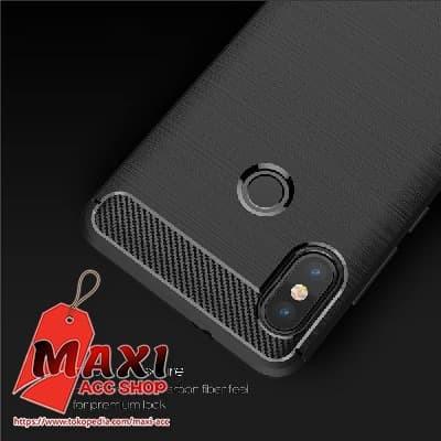 online store 298b9 765bb Jual FIBER LINE Hp XIaomi Redmi Note 5 Pro spigen like case casing back cov  - MAXI ACC SHOP | Tokopedia