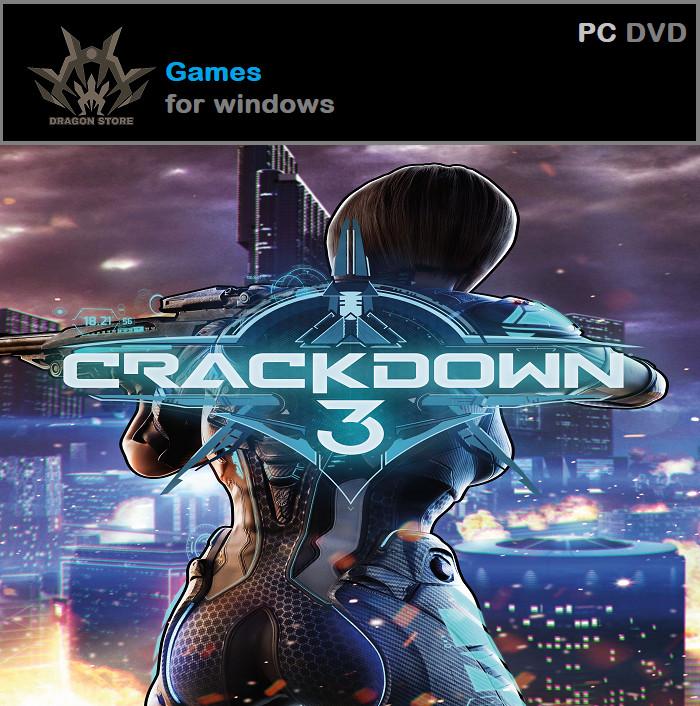 Jual Crackdown 3 3 Dvd Kab Padang Pariaman Dragon Store 1 Tokopedia