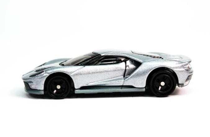 SCALEXTRIC SLOT CAR C4063 FORD GT GTE Noir No2-Heritage Edition