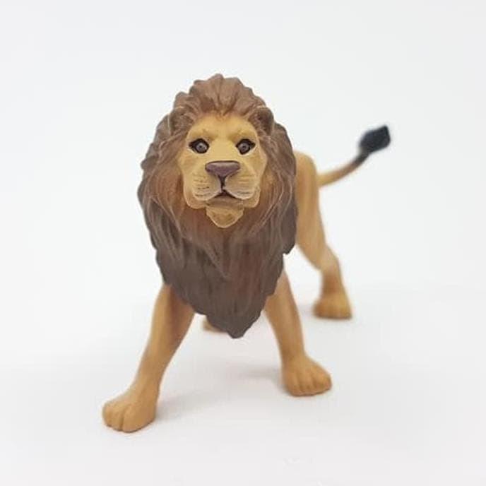 boxed Tomy Ania Lion