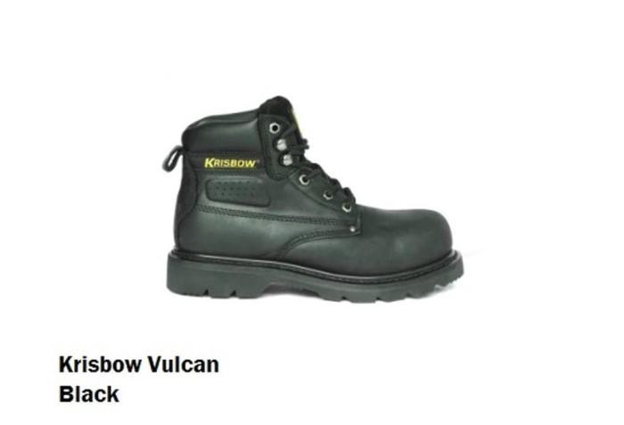 abfac338a99 Jual Krisbow Vulcan - Industrial Safety Shoes - Sepatu Pengaman -  lancarjayashoop1 | Tokopedia