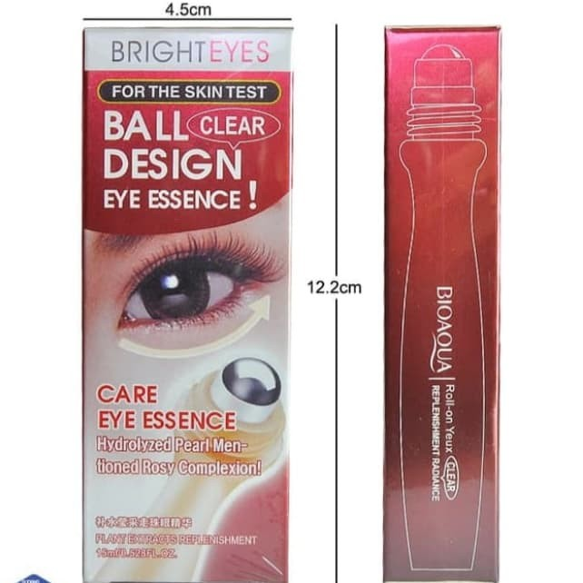 Bioaqua Eye Care Essence Serum Mata Anti Panda / Brighteyes