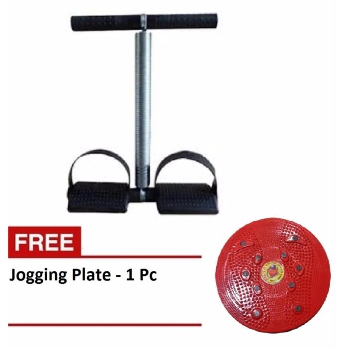 AJ03 Paket MURAH Alat Pelangsing Magnetic Trimmer Jogging Body Plate